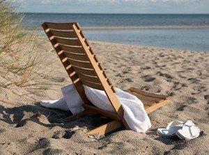 sillita de playa